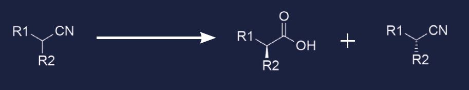 chemical-reaction-nitrilases